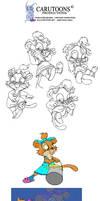 Character design- 12