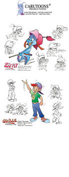Character design- 13