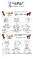 Fox-Character design