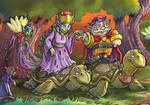 Turtles and goblins