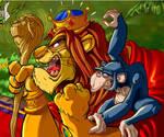 Lion king - fragment