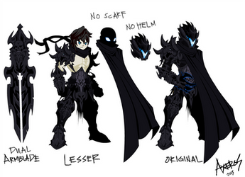 Old AQW designs by Axeros on DeviantArt