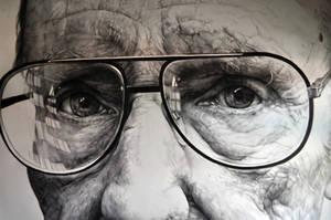 W. Burroughs 'detail 1' by shannara