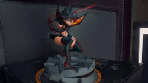 Ryuko Matoi - Figurine by Zaziky