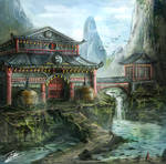 Giant Temple by Jcinc1