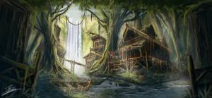 Lost Village by Jcinc1