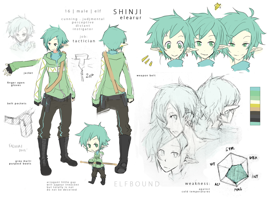 male character reference - photo #20