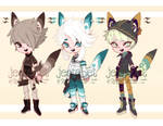 Adopts: city dogs 02 (closed auction)