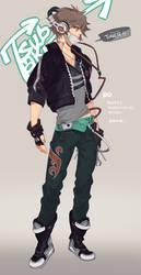 P: Tsubaki by ldn483