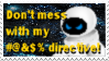 Stamp- EVE's directive by bidujador