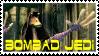 Stamp - Bombad Jedi by bidujador