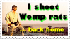 Stamp - I shoot Womp rats by bidujador