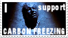 Stamp- support carbon freezing by bidujador
