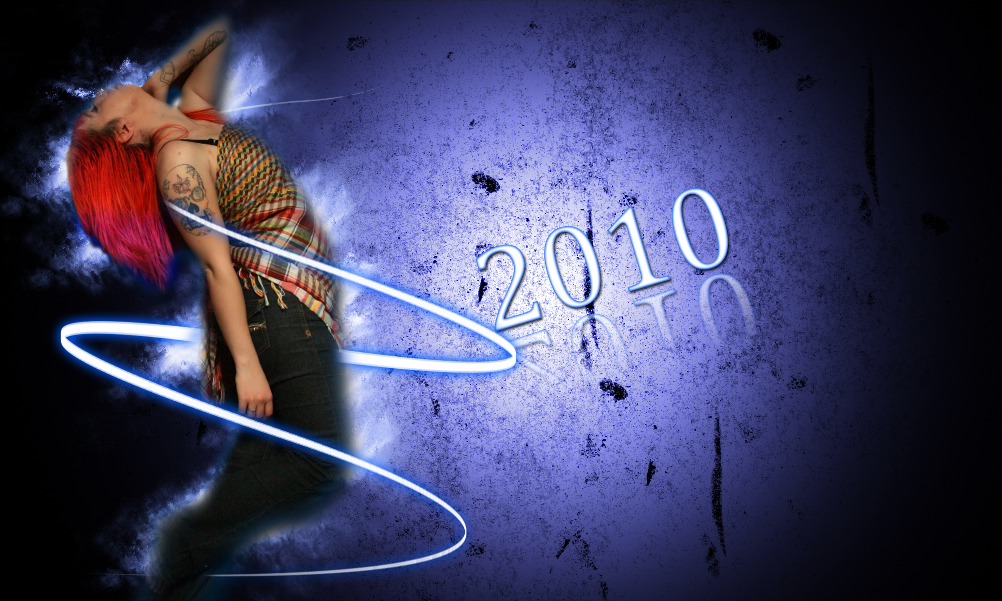 2010 Wallpaper by LifeEndsNow