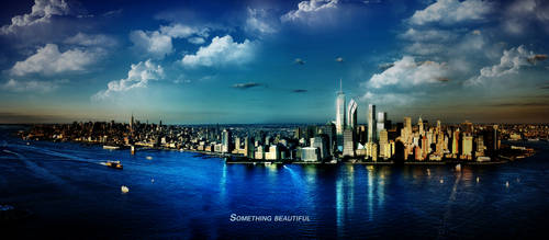 Something Beautiful HDR by LifeEndsNow