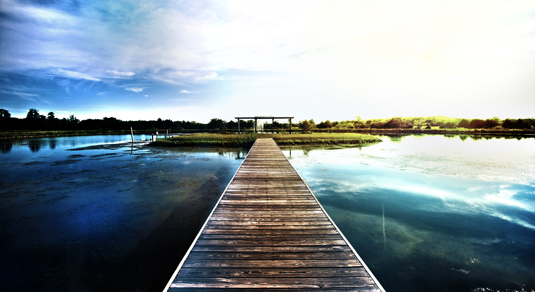 Dock HDR by LifeEndsNow