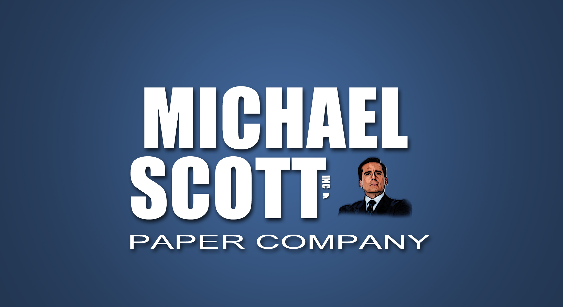 Michael scott paper company by lifeendsnow on deviantart - Michael scott wallpaper ...