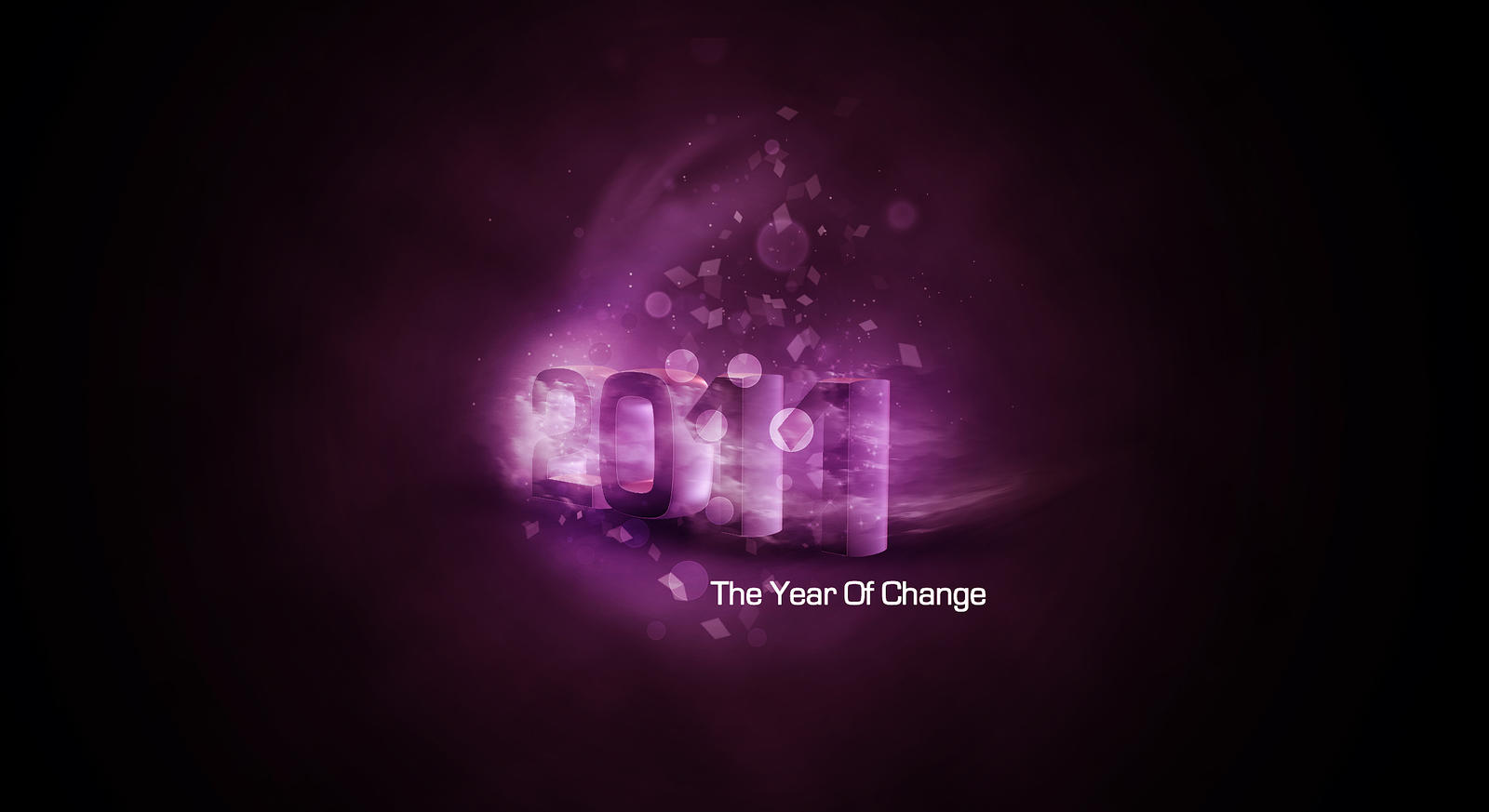 2011 The Year of Change by LifeEndsNow