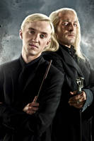 hp malfoy by LifeEndsNow