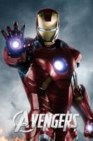 The Avengers-Iron Man by LifeEndsNow