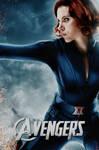 The Avengers -Black Widow