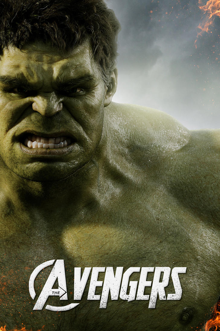 The Avengers-Hulk by LifeEndsNow
