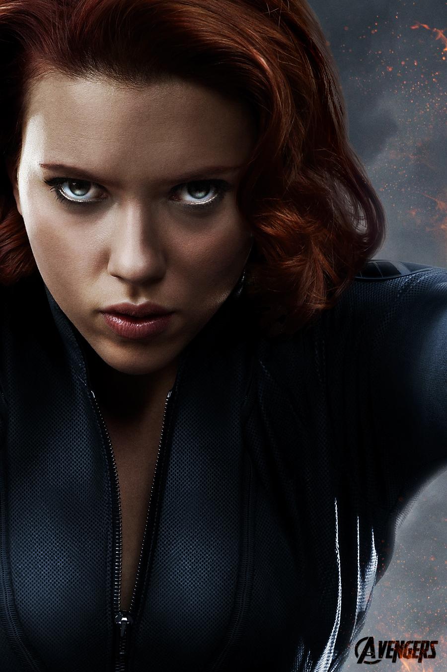 The Avengers- Black Widow 2 by LifeEndsNow on DeviantArt