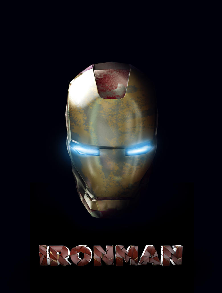 IronMan by LifeEndsNow