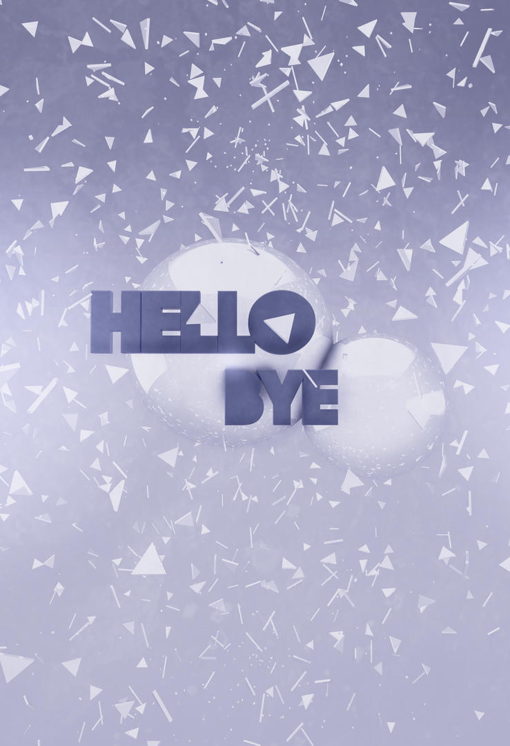 Hello Bye by LifeEndsNow