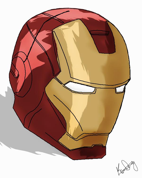 Iron Man by LifeEndsNow