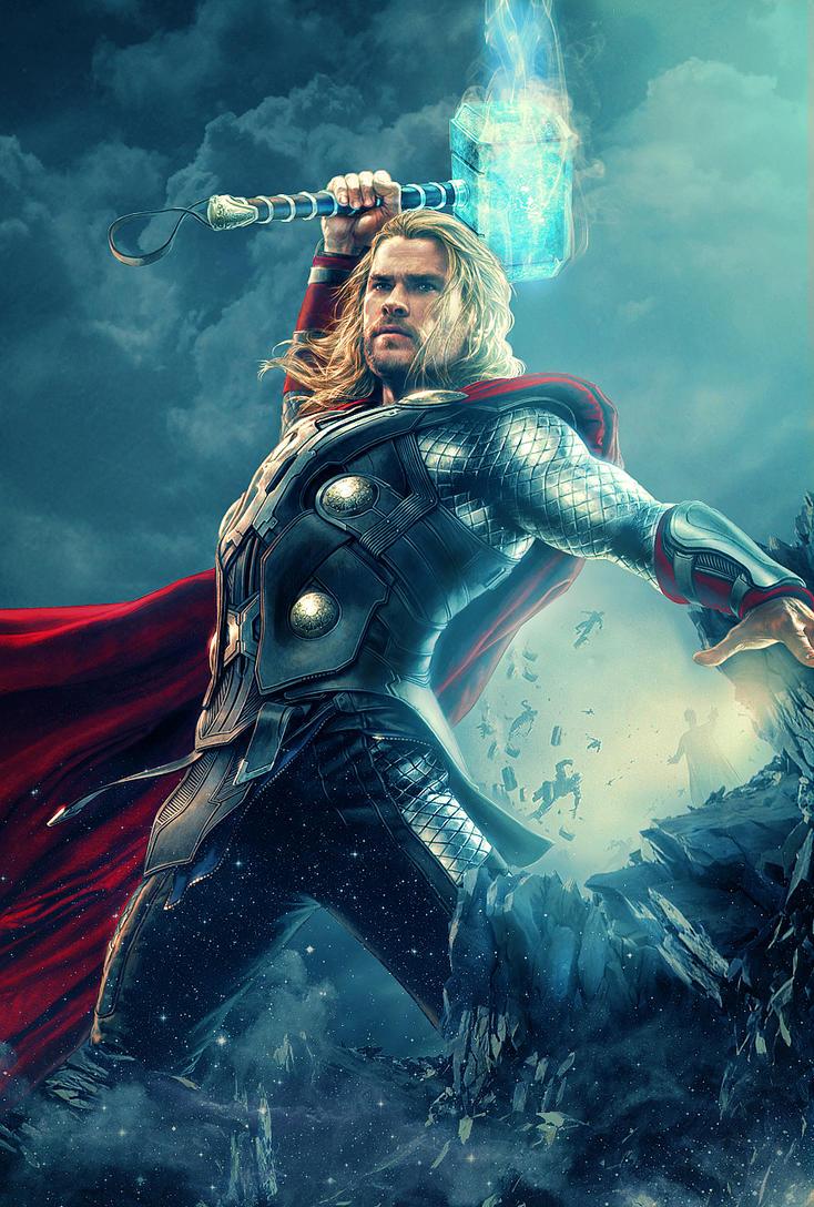 Avengers AOU 2 by LifeEndsNow