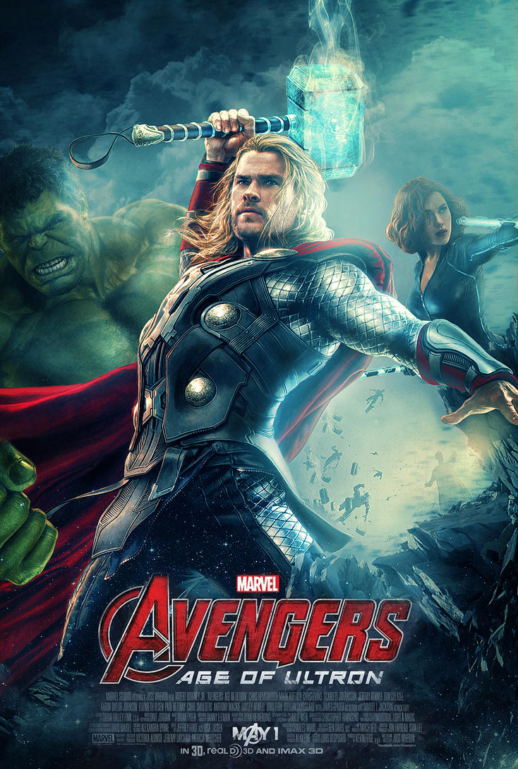 Avengers AOU 3 by LifeEndsNow