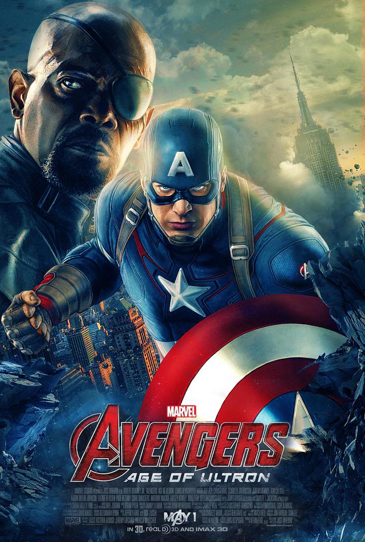Avengers AOU 4 by LifeEndsNow