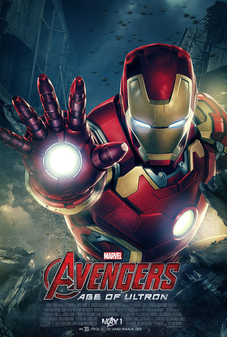 Avengers AOU 5 by LifeEndsNow
