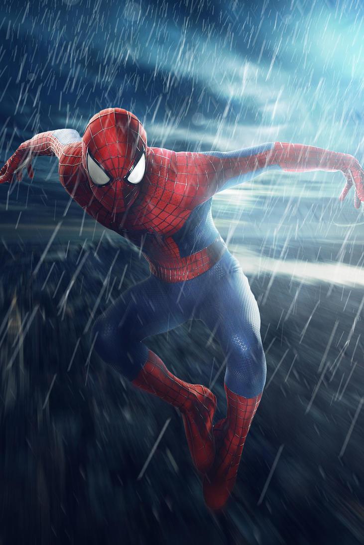 Spiderman by LifeEndsNow