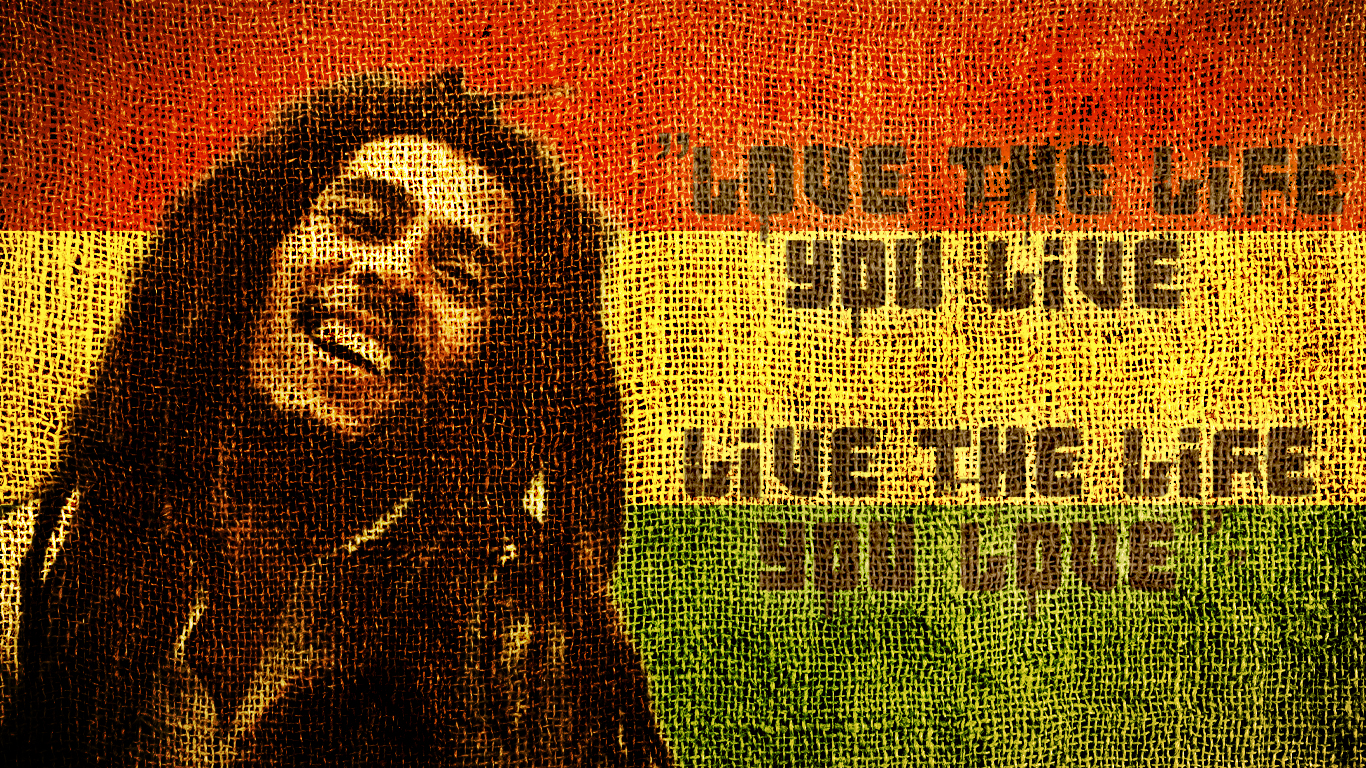 Bob Marley Wallpaper Background By Timsaunders On Deviantart