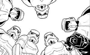 Stormtroopers by r-i-p-p-l-e
