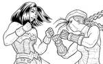 Wonder Woman Vs. Cammy