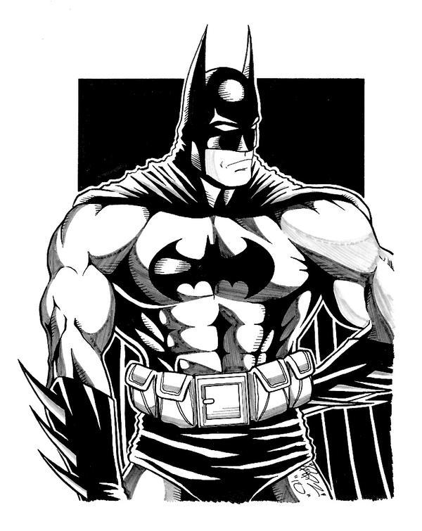 The Batman by r-i-p-p-l-e