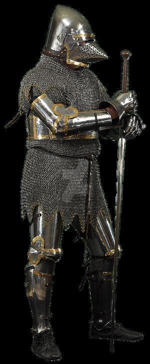 Medieval Knight_1