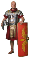 Roman Soldier_1 by Georgina-Gibson