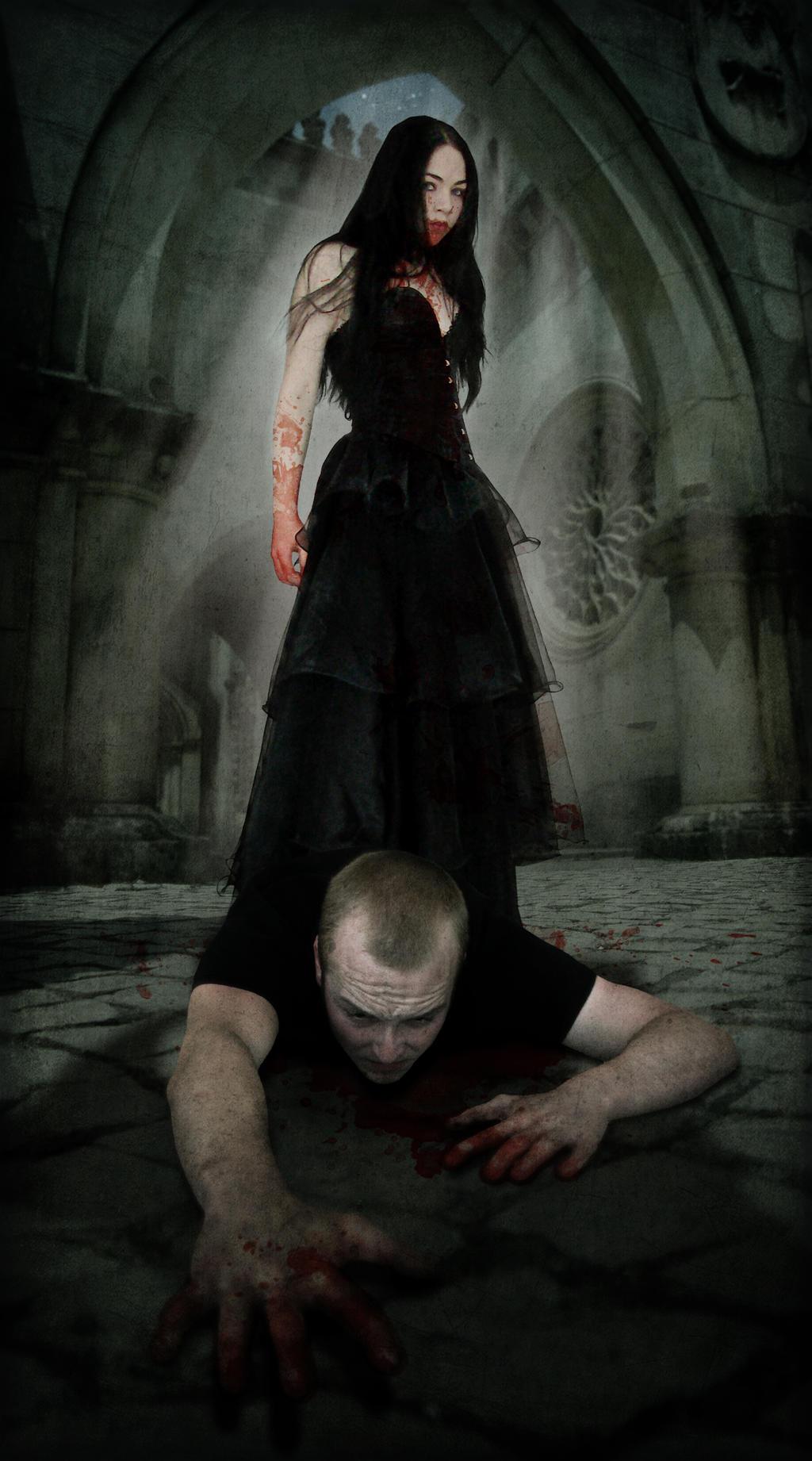 Vampire - Nov 2011 challenge by Georgina-Gibson