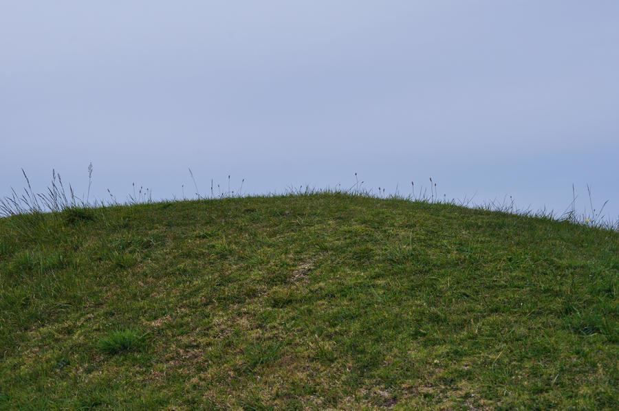 Grassy Hill Top by Georgina-Gibson on DeviantArt