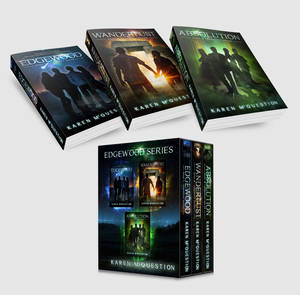 Book Covers - Edgewood Series by Karen McQuestion