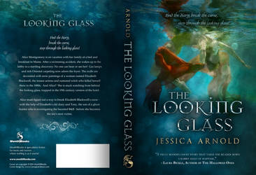 Book Cover, The Looking Glass - Jessica Arnold