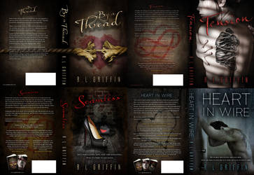 By A Thread series by author R. L. Griffin