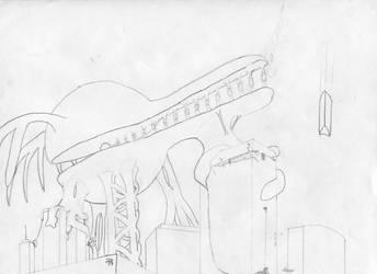 Batariel Valkyrie Cannon by ChaosFarseer