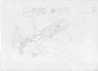Valkyrie Railgun by ChaosFarseer