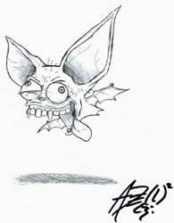 Tarded Series - Bat by ThePadlokChild