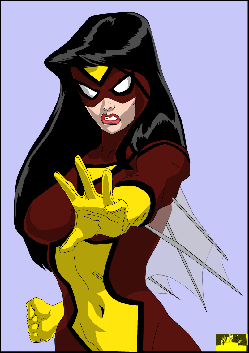 Spider-Woman by hotrod5